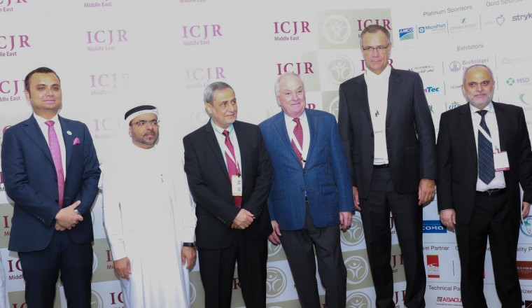Spotlight On Technological Advancements At The 6th International Congress For Joint Reconstruction Middle East ICJR